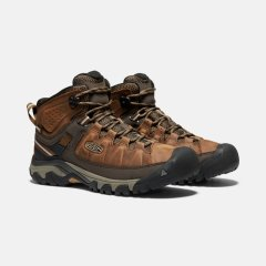 Targhee III Mid WP Big BenGolden Brown