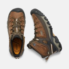Targhee III Mid WP Big BenGolden Brown3
