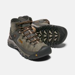 Targhee III Mid WP Black OliveGolden Brown4