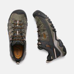 Targhee III WP Black OliveGolden Brown1