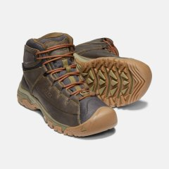 Targhee Lace Boot CaperMartini Olive3