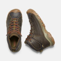 Targhee Lace Boot CaperMartini Olive1