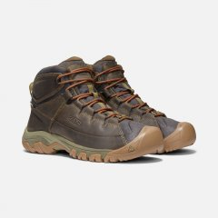 Targhee Lace Boot CaperMartini Olive4