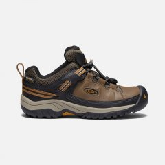 Targhee Low WP Youth Dark EarthGolden Brown
