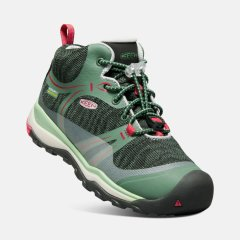 Terradora Mid WP Youth Duck GreenQuiet Green3