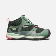 Terradora Mid WP Youth Duck GreenQuiet Green