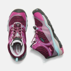 Terradora Mid WP Youth BoysenberryRed Violet1