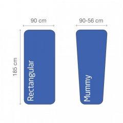 6551065520polycottonsleepingbaglinerdimensions