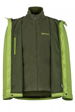 Ramble Component Macaw Green2