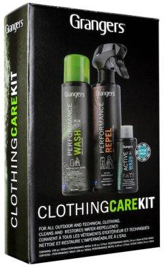 Set detergenti Grangers Clothing Care Kit