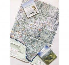 Harta de drumeție Munții Almajului