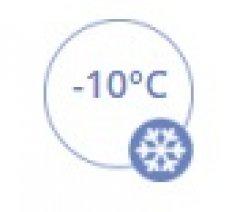 Minus 10 Celsius