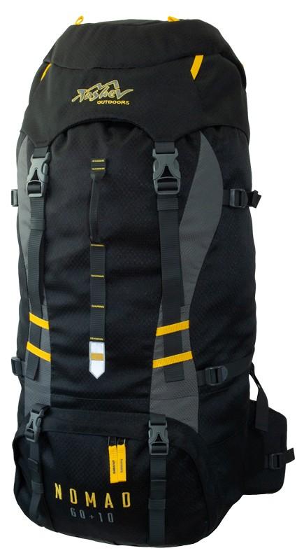 Nomad 6010 Black Grey Yellow