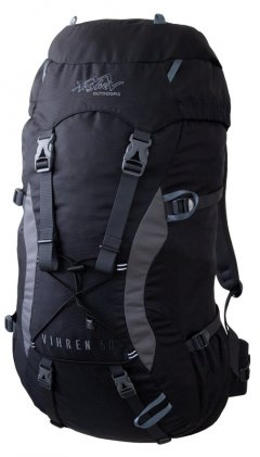 Vihren 50 Black Grey