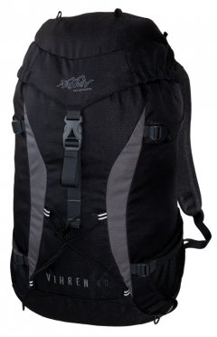 Vihren 40 Black Grey