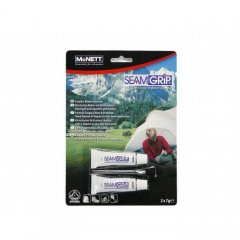 Adeziv pentru reparatii materiale impermeabile McNett Seam Grip +WP 2 x 7g