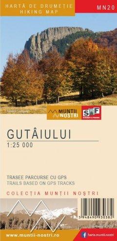 Schubert & Franzke Harta M-ții Gutâiului