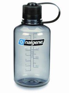 Bidon pentru apa Nalgene Everyday narrow mouth 0.5 L Grey 078311
