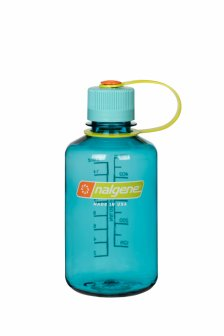 Bidon pentru apa Nalgene Everyday narrow mouth 0.5 L Cerulean 078333