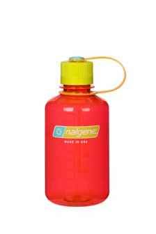 Bidon pentru apa Nalgene Everyday narrow mouth 0.5 L Pomegranate 078336