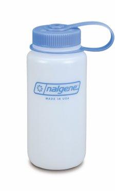 Bidon pentru apa Nalgene Wide Mouth HDPE 0.5L