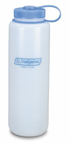 Bidon pentru apa Nalgene Wide Mouth HDPE 1.5L