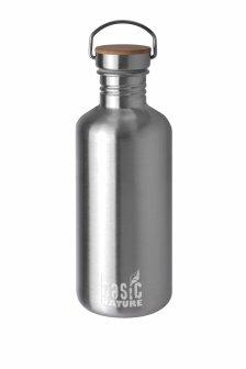 Bidon pentru apa din inox Origin Outdoors Active Loop Cap 0.75 L Blue