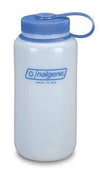 Bidon pentru apa Nalgene Wide Mouth HDPE 1L