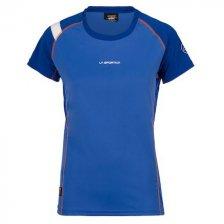 Move Tshirt Cobalt Blue Marine Blue