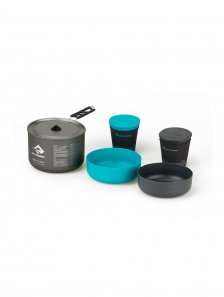 Set de vase Sea to Summit Alpha Cook Set 2.1
