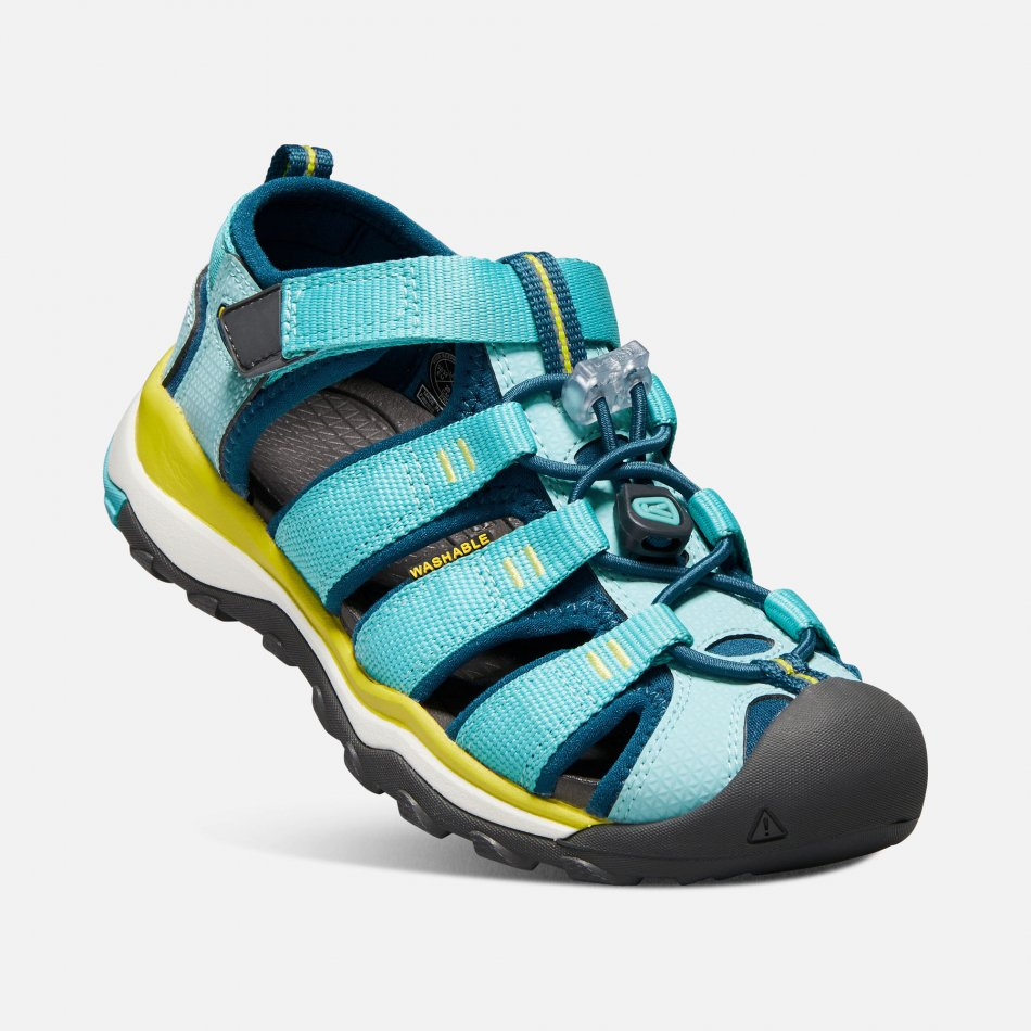 Keen Newport Neo H2 Y aqua sea legion blue 1018420