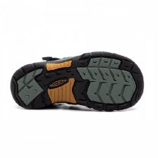Keen Newport H2 Y green gables wood 1020364 sole