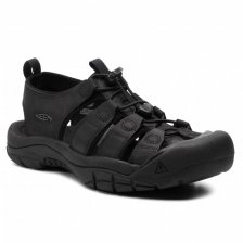 Keen Newport M black leather 1020284