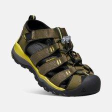 Sandale Keen Newport Evo H2 JR dark olive 1018423