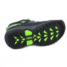 Keen TargheeLow WP Y blue opal bright green 1020612 sole