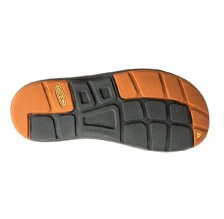 Keen Uneek Flat M gargoyle burnt orange 1016901 sole
