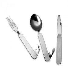 Set de tacâmuri Lifeventure Folding Cutlery Set