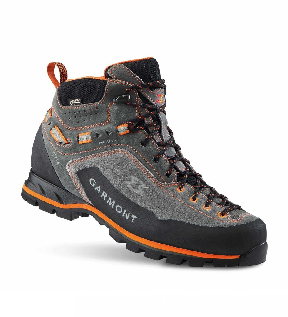 Garmont Vetta GTX Dark Grey Orange