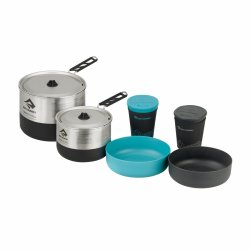 Set de vase Sea to Summit Sigma Cook Set 2.2