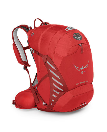 Osprey Escapist 32 Cayenne Red