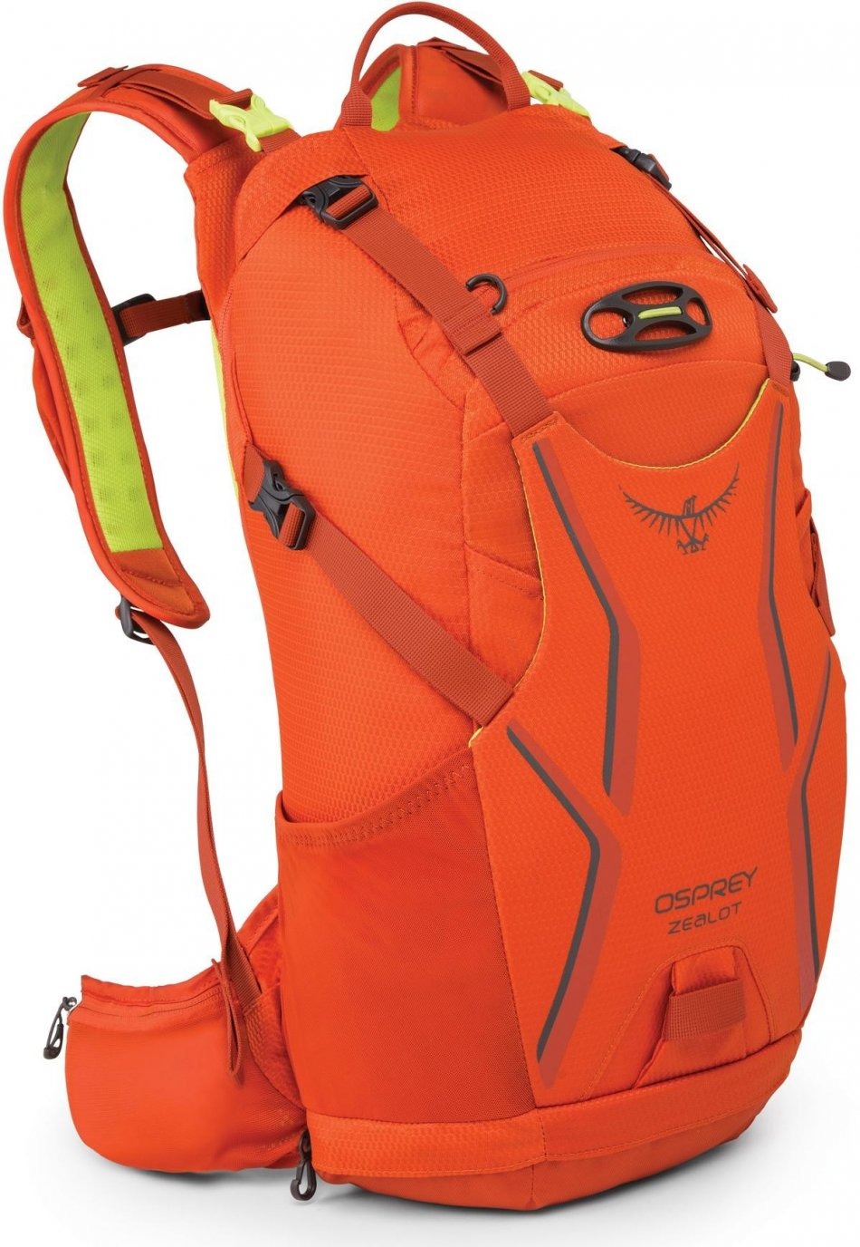 Osprey Zealot 15 Atomic Orange