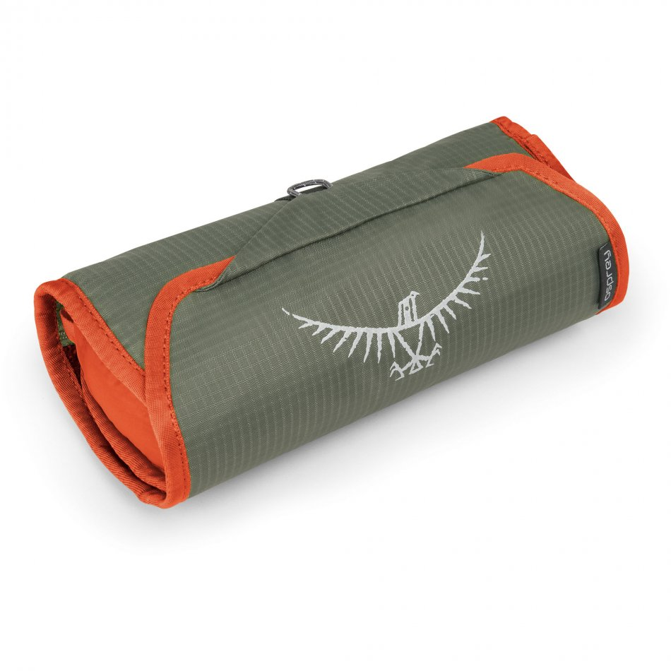Osprey WashBag Roll Orange