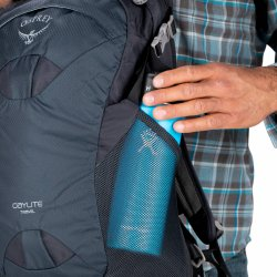 Daylite TravelStretch mesh side pocketsweb
