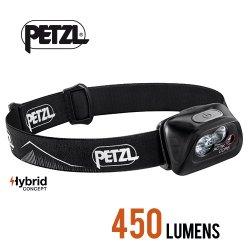 Frontala Petzl Actik Core 450 lumeni