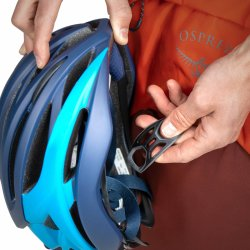 RadialLidLock™ bike helmet attachmentweb