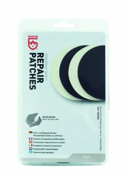 Plasturi pentru reparatii GearAid Tenacious Tape Patches 4pcs