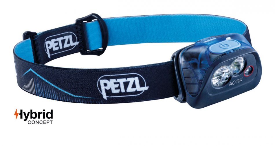 Petzl Actik Blue E099FA01