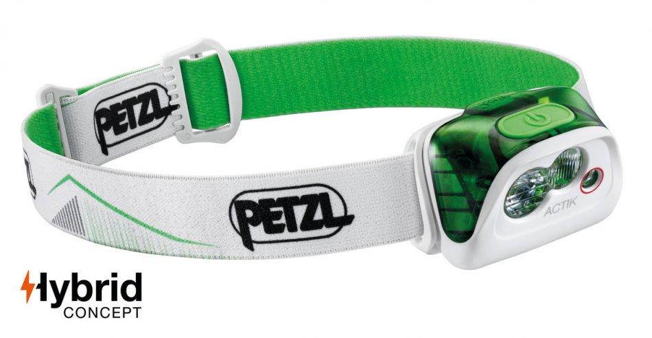 Petzl Actik Green E099FA02
