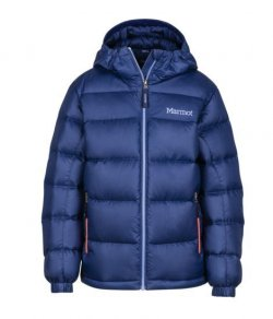 Pufoaica Marmot Guides Down Hoody Girl's, juniori