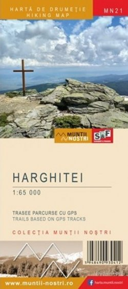 Schubert & Franzke Harta M-ții Harghitei